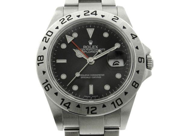 0f3d267fb52 Relógio Rolex Explorer II - Caixa e pulseira em aço - Tamanho da caixa 40mm  - .