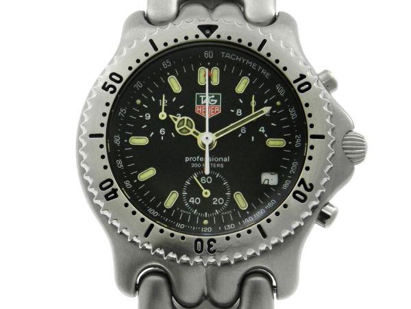 8c8d5e9d951 Relógio Tag Heuer Sport Elegancy Chronograph - Caixa em Aço - Pulseira em  Aço - Tamanho da Caixa 39Mm - Funções  Horas