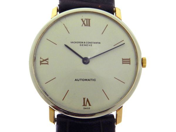 ec04df85925 Relógio Vacheron   Constantin Automatic - Vintage - Caixa em ouro branco e .