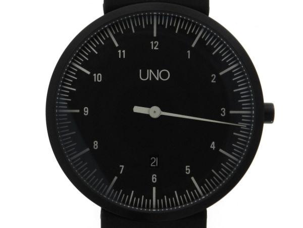 689e693da36 Relógio Botta-Design UNO One Hand Watch - Caixa e pulseira em aço com  tratamento PVD - Tamanho da caixa 40mm - Funções  Calendário e Ponteiro  único .