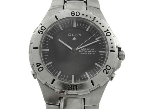 e2a401715a2 Relógio Citizen Promaster - Caixa e pulseira aço - Tamanho da caixa 40mm - .
