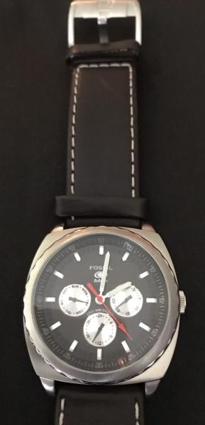 9a97be95290 FOSSIL BLUE - Impecável relógio de pulso modelo BQ-9164