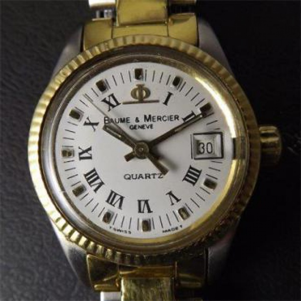 566623b992a Relógio Baume   Mercier