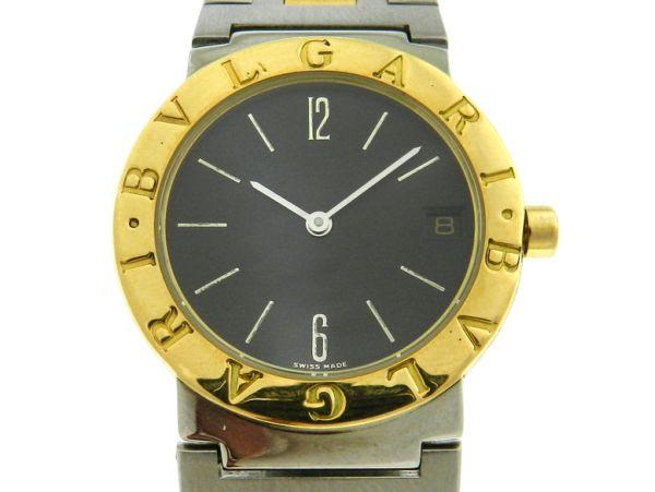 5ff84f57f8d Relógio Bulgari Bvlgari Numero 4 - Caixa e pulseira em aço e ouro - Tamanho  da .