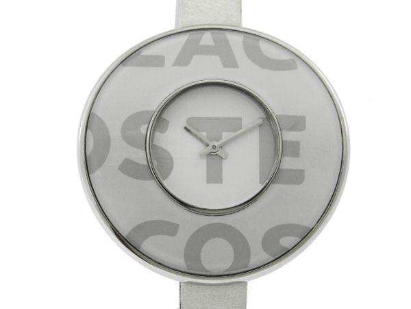 d147e07a020 Relógio Lacoste - Caixa em aço - Pulseira em couro - Tamanho da caixa 41mm  - Funções  Horas e Minutos - Movimento quartz - Visor em cristal mineral.