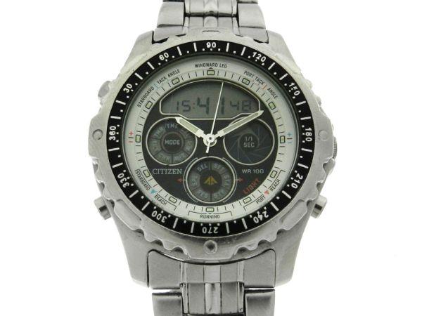 45d5f130f0a Relógio Citizen Promaster - Caixa e pulseira em aço - Tamanho da caixa 39mm  - Funções  Horas