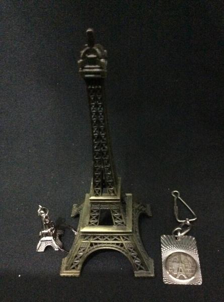 MEMORABILIA PARISIENSE - LOTE CONTENDO 3 ITENS a9606a4c735