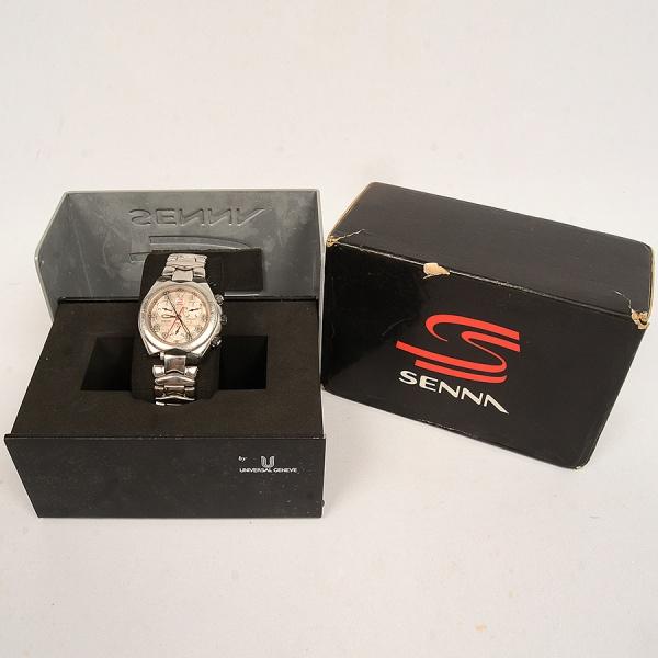 6200fa4a58b Relógio de pulso masculino da marca suíça Universal Geneve