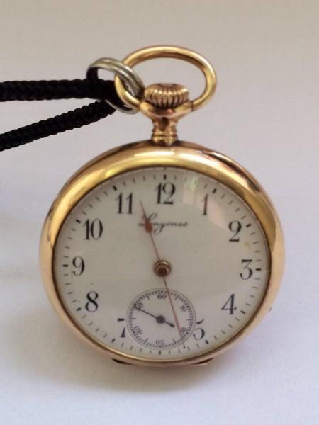 f06f8357d3c Belo relógio e bracelete unissex da marca Dunhill. Orig
