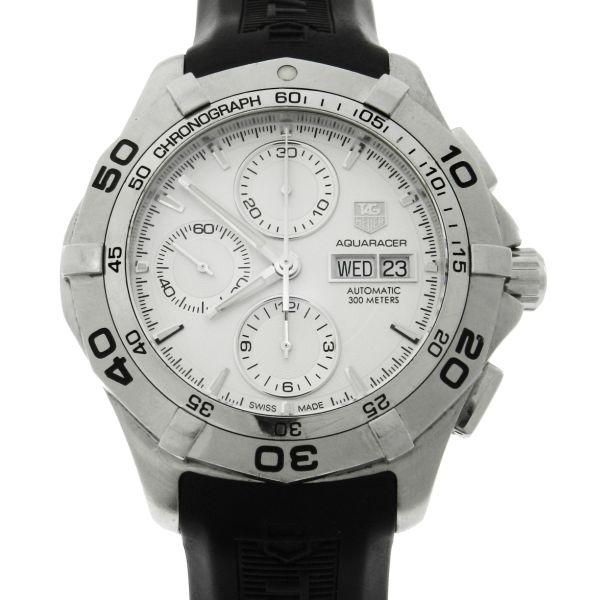 c485463f651 Relógio Tag Heuer Aquaracer Chronograph Automatic - Caixa em aço - Pulseira  em .