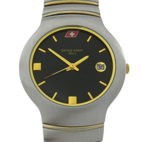 1eea384ef0d Relógio Swiss Army Classic dhc+ - Caixa e pulseira em aço - Tamanho da  caixa 35mm - Funções  Horas