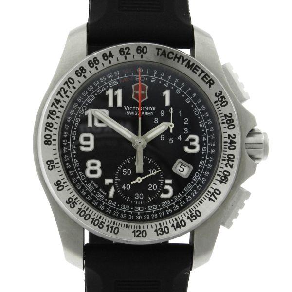5ea17c21507 Relógio Victorinox Swiss Army - Ground Force Chronograph Titanium - Caixa  em titânio - Pulseira em borracha - Tamanho da caixa 43mm - Funções  Horas