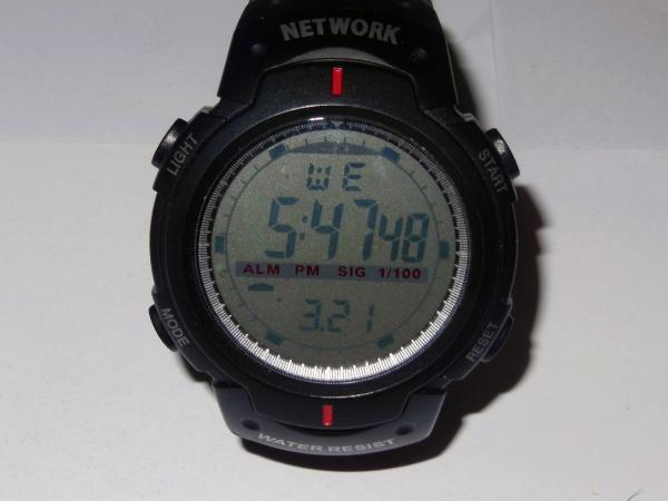 060be490125 Network SA- Relógio de pulso Network