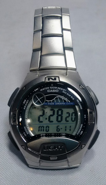 98286d06fb6 CASIO - Relógio de pulso digital masculino