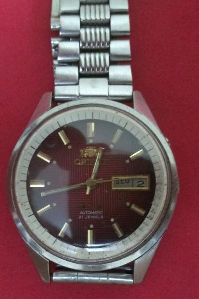 a7c907960d4 Antigo relógio de bolso