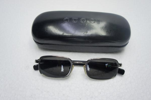840e418a63ede Óculos De Sol da Gucci GG 1615 S 4ZD, made in Italy em sua