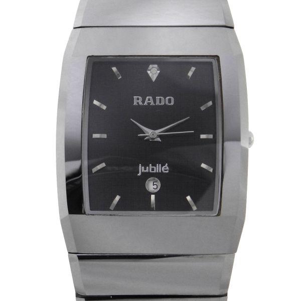 44ad4949712 Relógio Rado jubilé - Caixa e Pulseira em tungstênio -