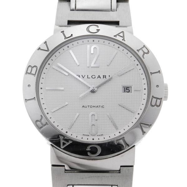 34ed1ed04e9 Relógio Bulgari Bvlgari BB42SS Automatic - Caixa e pulseira em aço - Tamanho  da caixa  42mm - Funções  Horas