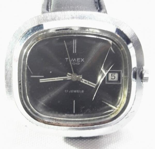 a982fccd2a4 TIMEX - Antigo e raro relógio de pulso
