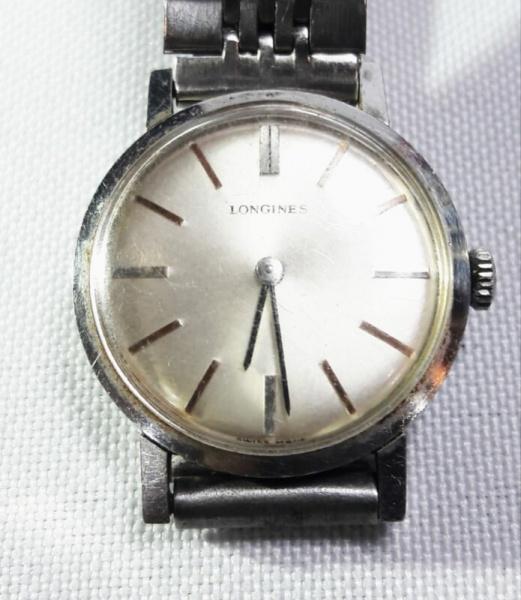 a6635a10012 MONTE CARLO -Elegante e antigo Relógio de pulso