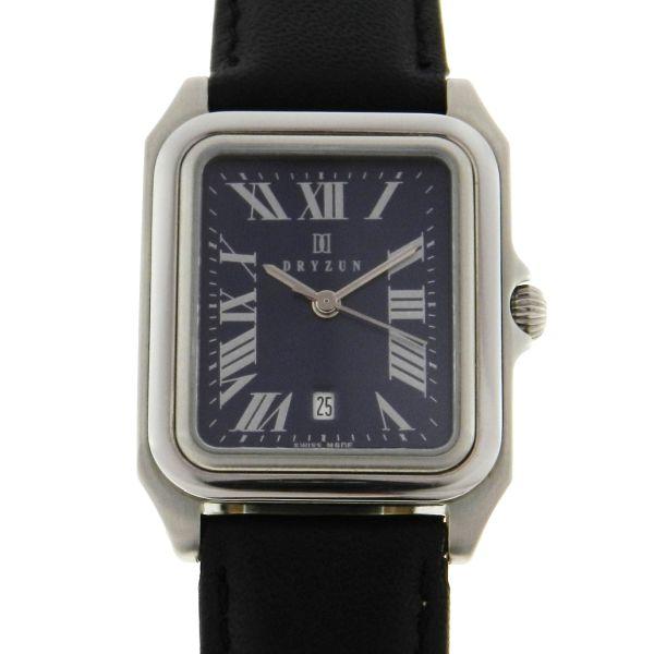 c8dc8f186c0 Relógio Dryzun Automatic - Caixa em aço - Pulseira em couro - Tamanho da  caixa  28.5mm x 30mm (Sem contar a coroa ou garras) - Funções  Horas