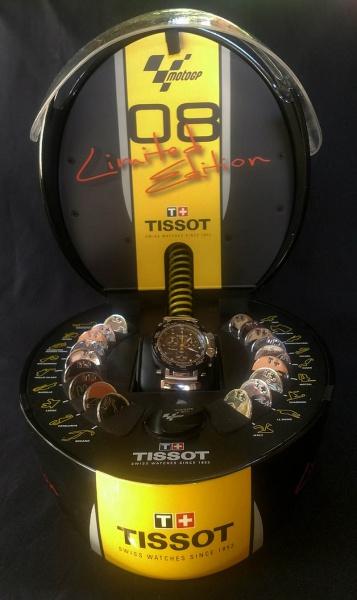 13cb6712f5c Tissot - Relógio Tissot modelo masculino edição limitada modelo T-Race  (modelo .