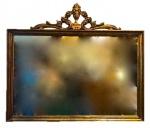 Grandioso e lindo espelho, medindo: 1,04 m x 1,19 m