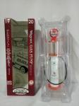 Bomba Gasolina MOBIL, Decorativa, aprox. 39,5 x 15cm, segue em caixa original, nova, sem uso