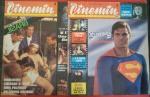 2 Revistas Cinemim, edição de 1983 n7 e n3, Tron uma odisséia eletrônica + SUPERMAN III, + e o vento levou!!!