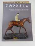 4 catálogos da conceituada casa Uruguaia de leiloes  ZORRILLA.