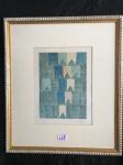 VOLPI, Alfredo - serigrafia - 37x29 cm - assinada canto inferiro direito - tiragem 95/250