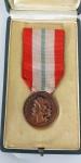 Medalha republica italiana, Roma Rio de Janeiro Settembre 1958. No estojo.