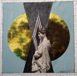 Rones Dumke - Técnica mista - Medidas 22 x 22 cm - Assinado