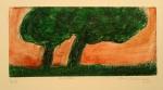 Vera Salamanca - Amigos - Gravura em metal - Medidas 12 x 25 cm