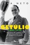 """Livro """"GETÚLIO"""" de Lira Neto. Livro com relatos e fotos da época e contendo 630 páginas e em ótimo estado."""