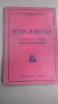 GUIMARAES, OCTÁVIO MOREIRA - Actos Juridicos Inexistentes/nulos/annullaveis e Rescindiveis , ANO 1926