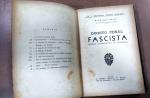BRITO, RAYMUNDO - DIREITO PENAL FASCISTA (MEDIDAS ADMINISTRATIVAS DE SEGURANÇA) ano 1938 *** obra muito invulgar, 211 PP.