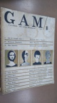 Revista GAM - Galeria de Arte Moderna , NÚMERO 8, JULHO DE 1967