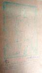 GRAVURA , PONTA SECA NUMERADA (4/20) DE CÂNDIDO PORTINARI, COM DEDICATÓRIA MANUSCRITA PELO PINTOR, sem MOLDURA. TAMANHO 24x18 CM. ANO 1941. obra espertizada pela INSTITUIÇÃO PROJETO PORTINARI *** ATESTADA, VERBALMENTE, COMO VERDADEIRA, CASO A VENDA FOR CONCRETIZADA CONSEGUIMOS O CERTIFICADO (OBS: O CERTIFICADO CUSTARÁ 400,00 REAIS)***IMPRESSÃO FRACA EM RAZÃO DO TEMPO POIS TEM 78 ANOS, DEDICATÓRIA TAMBÉM ASSINADA À LÁPIS