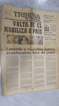 DOIS JORNAIS TRIBUNA DA IMPRENSA,  ANTIGOS DÉCADA DE 60 ( 1964 E 1966)