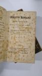 Direito Romano - 2 Volumes - 2ª Edição, ANO 1914, POR:  Manoel Netto Carneiro Campello