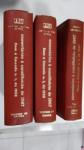 MIRANDA, PONTES - COMENTÁRIOS A CONSTITUIÇÃO DE 1967 - 2ª EDIÇÃO, ANO 1970.REVISTA DSO TRIBUNAIS, VOLUMES 1, 2 E 4