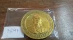 3297 – Medalha – Centenário do Presidente Arthur Bernades – 1875 -1975