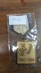 3323 – Medalha / Condecoração 1947-1984