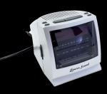 """Radio Relógio AM/FM """"Lenox Sound"""" Modelo CR 446 com Alarme Digital - BIVOLT"""