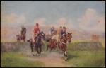 Cartão Postal impresso na Inglaterra por Raphael Tuck & Sons, medindo 9 x 14 cm.