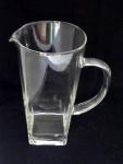 Jarra de aguá ou suco em vidro - Altura: 20 cm
