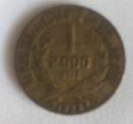 Moeda de dois mil reis 1924
