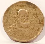 Moeda de 2000 Réis, comemorativa ao 4º Centenário da |Colonização do Brasil, Coletinho. 1532 -1932.