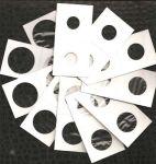 Coins Holder  50 unidades de tamanhos variados de envelopes para acondicionar moedas  Material de 1ª linha e recomendado para onservação de moedas.